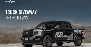 Win A Truck Giveaway Sponsored By GrabAGun