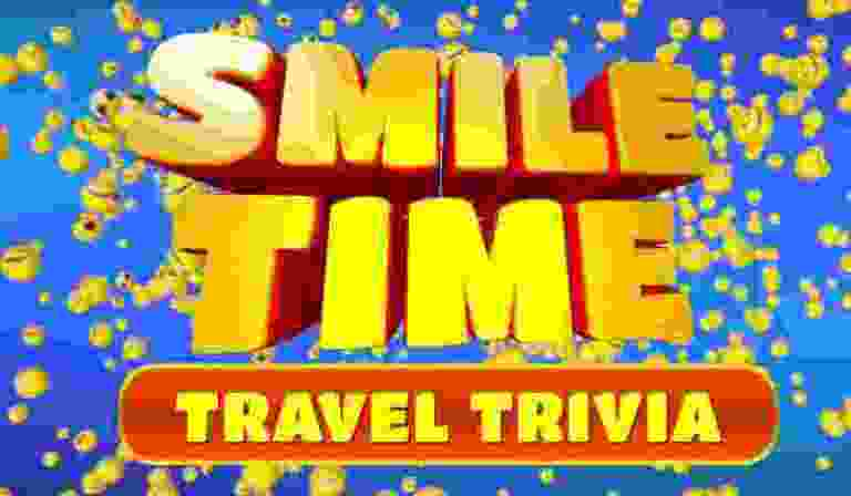kelly and Ryan Live's Smile Time Travel Trivia Sweepstakes