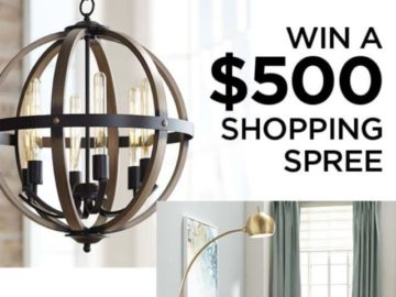 $500 Lamps Plus Ratings SweepstakesLamps Plus Sweepstakes