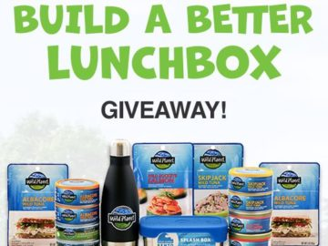 Wild Planet Build a Better Lunchbox Giveaway