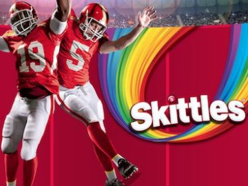 Snickers + Skittles Celebrate the Funner Side of the NFL Sweepstakes