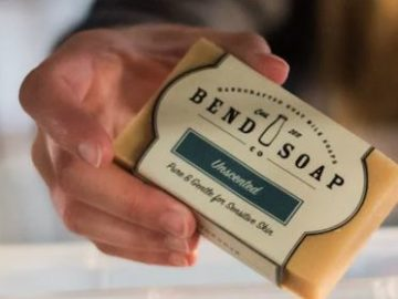 Bend Soap Company 8 Year Anniversary Giveaway