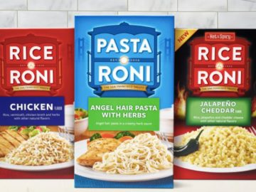 Rice-A-Roni Team Rice Instant Win Game