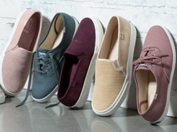 Keds Fall Wardrobe Refresh Contest