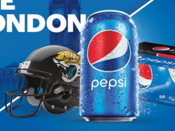 Pepsi Publix Celebrate The Jaguars In London Sweepstakes