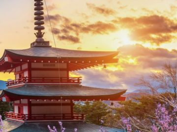 Go Places Japan 2019 Sweepstakes