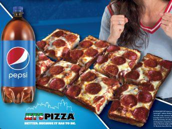Pepsi/Jet's Pizza Football Sweepstakes