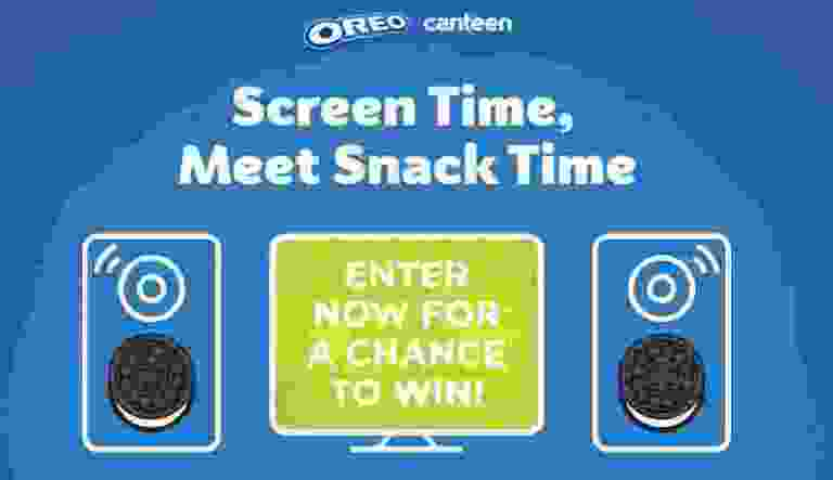 Canteen Snack And Stream Sweepstakes