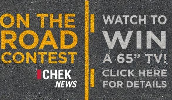 Chek News On The Road Contest