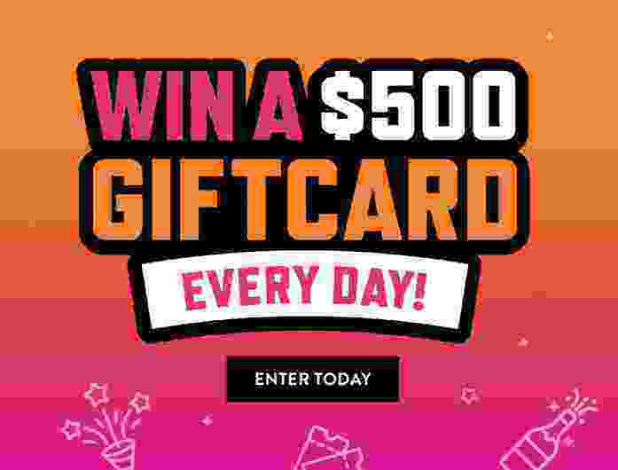 Foodworks $500 Gift Card Competition