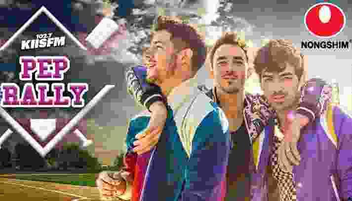 KIIS FM Pep Rally Contest