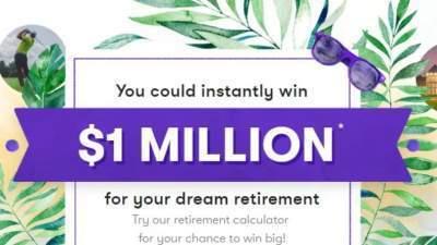 Your Million Dollar Stash $1M Instant Win Game