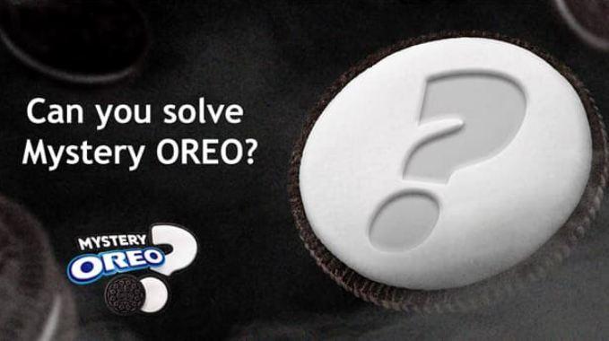 Mystery Oreo Flavor Sweepstakes