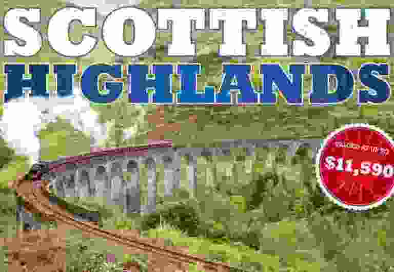 Places We Go Scottish Highlands Competition