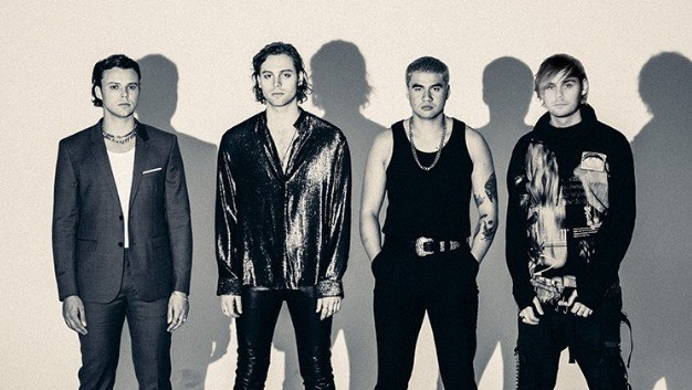 Romeos 5 Seconds of Summer Sweepstakes