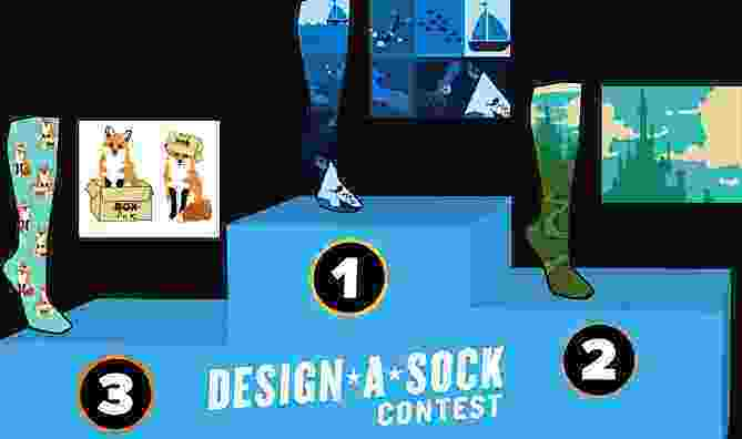 Sock It to Me Design A Sock Contest