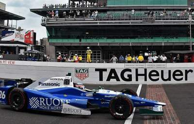 Tag Heuer IndyCar Series Keys To The Race Sweepstakes