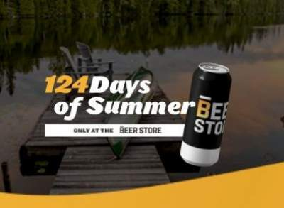 The Beer Store 124 Days of Summer Contest