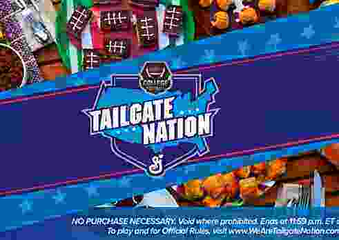 General Mills Tailgate Nation Sweepstakes