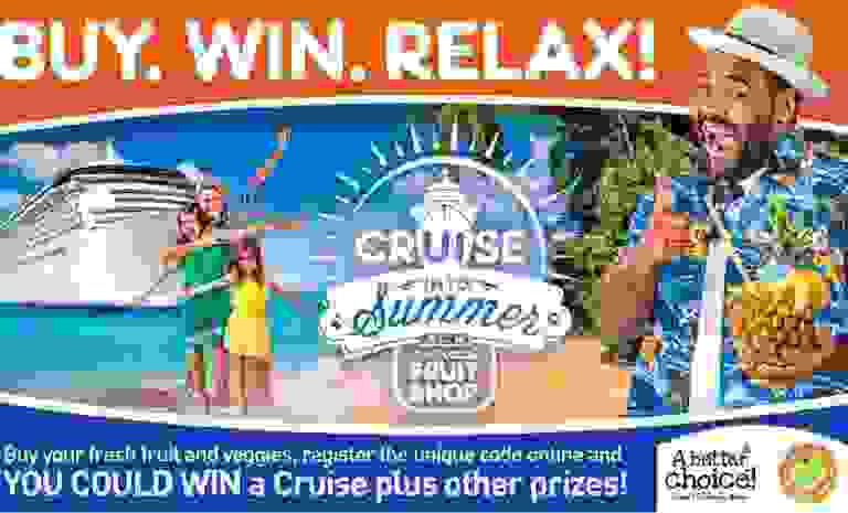 Your Local Fruit Shop Cruise Into Summer Competition