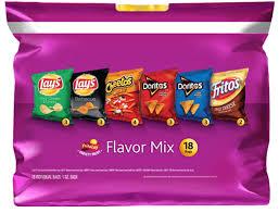Frito-Lay Tasty Rewards Kick Off to Fall Sweepstakes