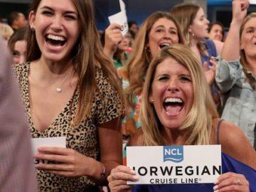 Ellen DeGeneres – Win a 7-Day Cruise with Norwegian Encore!