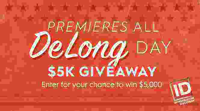Investigation Discovery Labor Day Giveaway 2019
