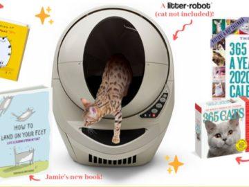 Litter Robot Cool Cat Giveaway