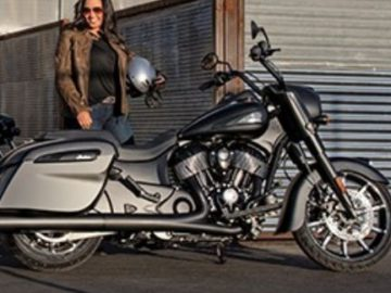 2020 Indian Springfield Dark Horse Giveaway