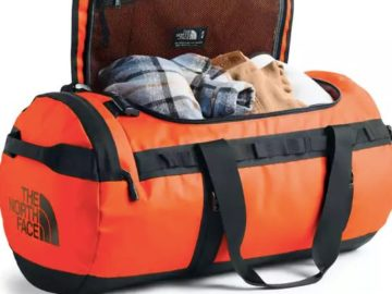 Win a Duffel Bag From The North Face