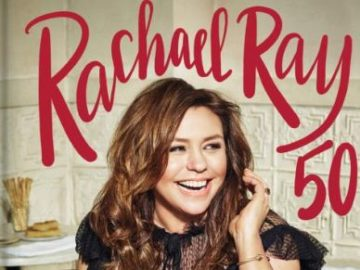 Rachael Ray 50 Memories and Meals from a Sweet and Savory Life Sweepstakes