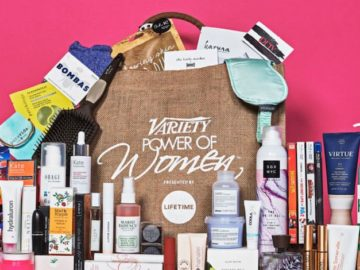 Extra TV Variety's Power of Women Lunch Bag Giveaway