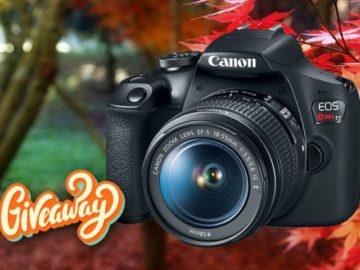 Bedford Camera Giveaway
