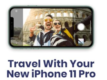 Travel With Your New iPhone 11 Pro Giveaway