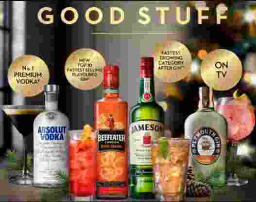 Pernod Ricard USA Absolut Ohio Fall sweepstakes