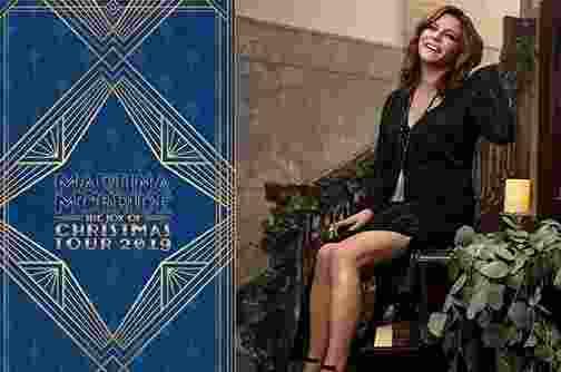 Bobby Bones Show Martina McBride Joy of Christmas Sweepstakes