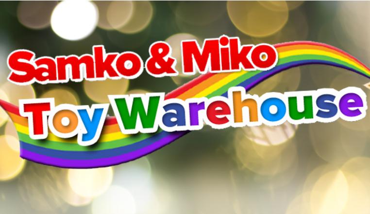 CTV London Samko & Miko Toy Warehouse Sale Contest