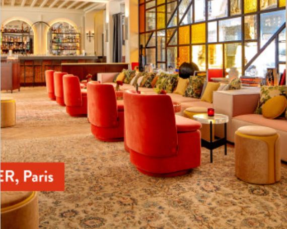 Domino Magazine Win A Dream Trip to Paris Sweepstakes