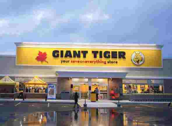 Giant Tiger Customer Experience Survey