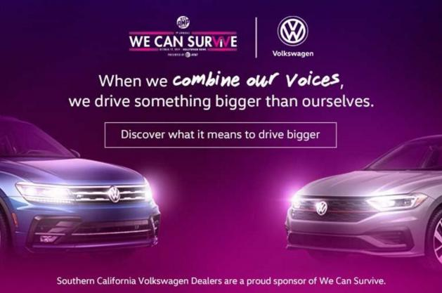 Southern California Volkswagen Dealers Sweepstakes