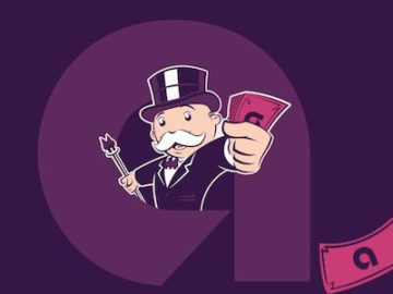 Ally Financial + MONOPOLY Online Game