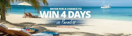 Sandals Resorts - Sandals and Beaches Q4 Sweepstakes