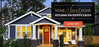 Better Homes And Gardens Home Sweet Home Sweepstakes Bhg Com