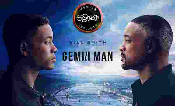 AMC Stubs Gemini Man Sweepstakes