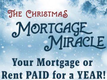 Christmas Mortgage Miracle Sweepstakes