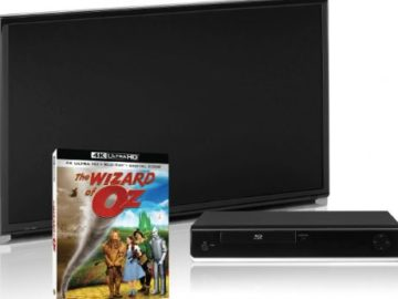 Southwest Magazine HDTV and The Wizard of Oz Sweepstakes