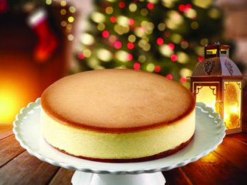 Junior's Holiday List Cheesecake Giveaway
