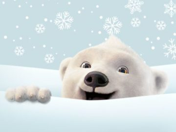 Coca-Cola Polar Bear Instant Win Game