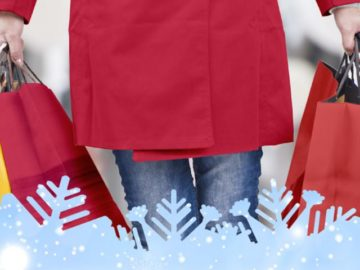 Holiday Shopping Spree Sweepstakes