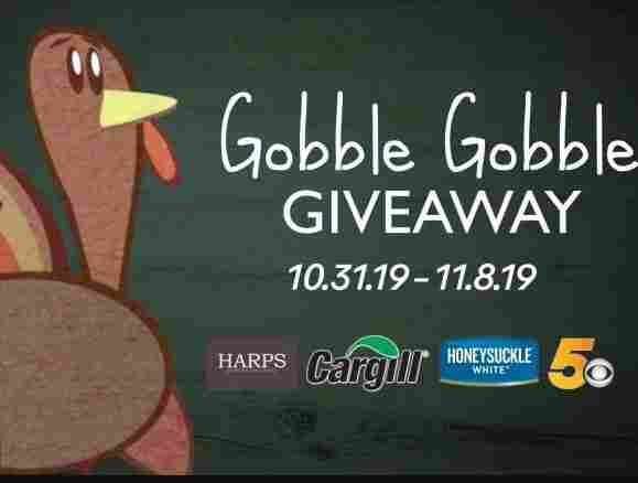 5 News Online Gobble Gobble Giveaway 2019